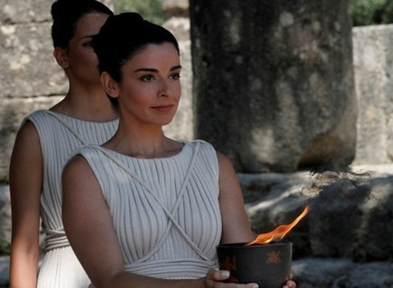 Visit Greece | Olympic Flame Lighting | World Travel News | Scoop.it