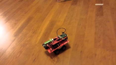 Hacking RC Car with Arduino and Raspberry PI (Video) #piday #raspberrypi @Raspberry_Pi | Raspberry Pi | Scoop.it