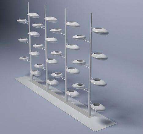 Jardín vertical para interiores, de Danielle Trofe : Viviendo Mejor | Cultivos Hidropónicos | Scoop.it