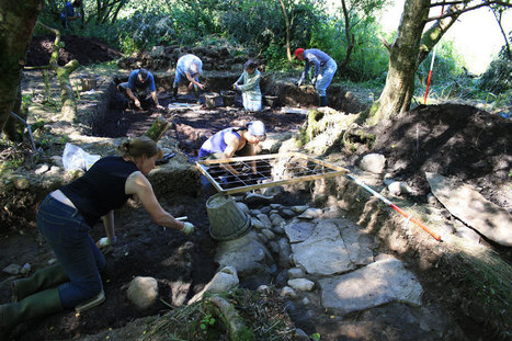 First Iron Age loch village discovery in Scotland | Archaeology News | Scoop.it