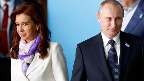 Les #USA se font piétiner par les #BRICS en Amérique du Sud | par #PepeEscobar LE SAKER FRANCOPHONE | Noticias en español | Scoop.it