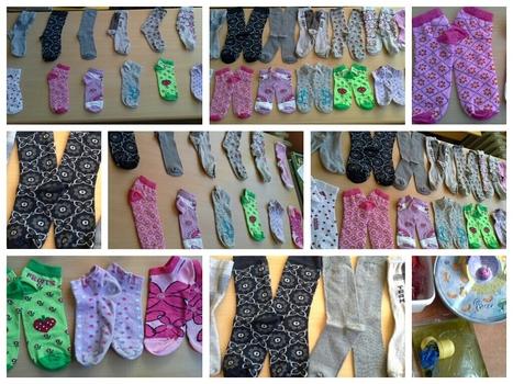 Bölünmeye hazırlanan çoraplar | Bilim - Fen | Scoop.it