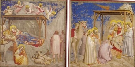 La Navidad según Giotto - Los Tiempos | Literatura Europea Renacentista | Scoop.it