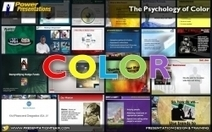 The Psychology of Color in PowerPoint Presentations | Technology and Education Resources | Scoop.it