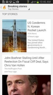 Google Currents 2.0 Released - Tons Of New Features Added, Brand-New Edition Sidebar UI | Andorid, novedades y apps | Scoop.it