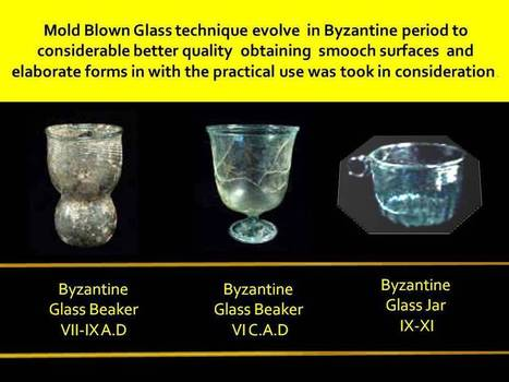 Byzantine art glass work | Ancient Art History Summary | Scoop.it
