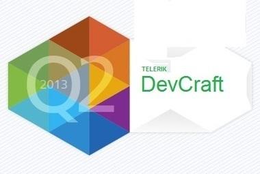 Telerik's DevCraft for Touch Enabled Cross Platform Mobile Apps | Phone gap cross platform mobile app development tool | Scoop.it