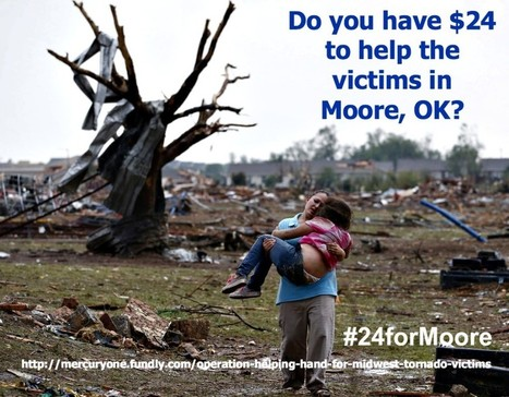 Operation Helping Hand Radiothon for Midwest Tornado Victims Thursday 8 PM EDT | News You Can Use - NO PINKSLIME | Scoop.it