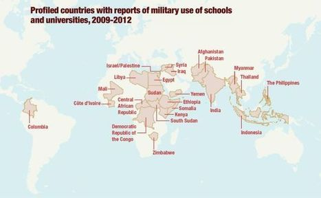 Burned, Bombed, Beaten – Education Under Attack Worldwide - Inter Press Service | Global Politics - Yemen | Scoop.it