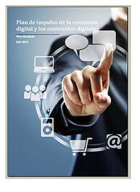 Plan de impulso de la economía digital y los contenidos digitales | Conversaciones líquidas | Scoop.it