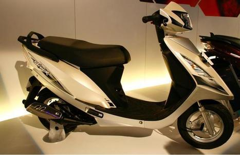 TVS Scooty Streak Hybrid Takes Care of Your Persona Reviews | New Bikes in India|Bike Prices In India|Upcoming Bikes|Used Bikes In India|Bike Reviews|Bike News|Bike Tips | Scoop.it