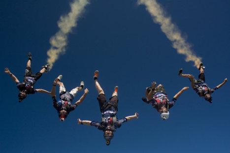 Fano fa il bis con i campioni del paracadutismo italiano | The Matteo Rossini Post | Scoop.it