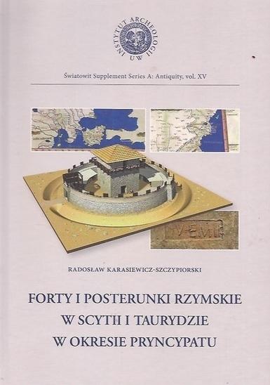 Les forts et les avant-postes romains en Scythie et en Tauride pendant le principat | LVDVS CHIRONIS 3.0 | Scoop.it