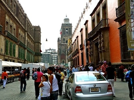 New Rules of the Road in Mexico City | TheCityFix | Sustainable Futures | Scoop.it