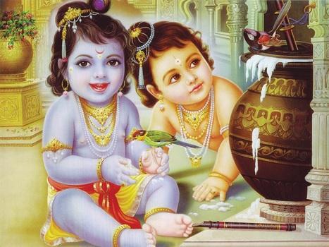 8 Reasons to Eat Krishna's Favorite Makhan | Optimum Health: Nutrition, Physical Fitness, & Recreation | Scoop.it