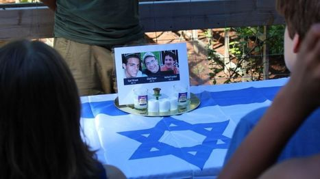 US summer camps 'safe place' to grapple with Israel's unrest   Jewish Education Around the World   Scoop.it
