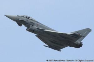 L'Euro Fighter Typhoon nei cieli di Torino   La Gazzetta Di Lella - News From Italy - Italiaans Nieuws   Scoop.it