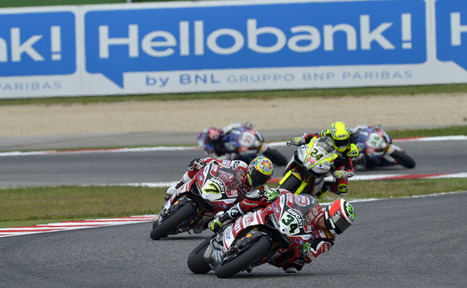 Ducati Superbike Team - Misano Race Day Photo Gallery | Ductalk Ducati News | Scoop.it