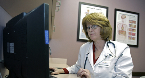 Electronic health records ripe for theft | healthcare technology | Scoop.it