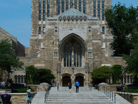 Yale University has the best college library in America - USA TODAY College | Research Capacity-Building in Africa | Scoop.it