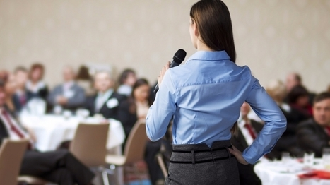 10 Tips to Beat Your Fear of Public Speaking | Presentation Tips | Scoop.it