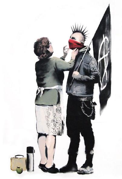 Banksy | Banksy - Street Artist | Scoop.it