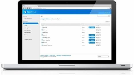 Listo para descargar TeamViewer 8 que llega con grandes novedades | Las TIC y la Educación | Scoop.it