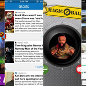 Mr. T, Thirst, and More | iPhones and iThings | Scoop.it