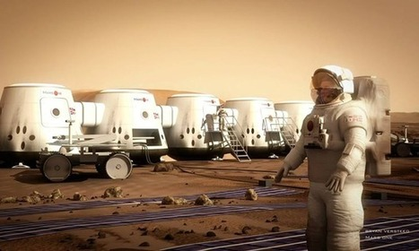 Mars One Mission | Makelifeeasy.in | Scoop.it