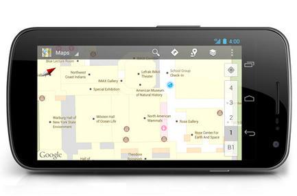 Google ajoute 20 musées américains sur Google Maps Indoor | M-tourisme | Scoop.it