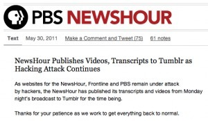 How to publish news and reach your audience when your website goes down | Poynter. | DigitalDirections | Scoop.it