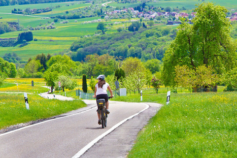 Germany Opens 62-Mile Bicycle Highway That's Completely Car-Free | Outdoor Fitness | Scoop.it
