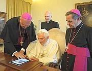 Papa, debutto su Twitter   il 12 dicembre   con il profilo @pontifex | WEBOLUTION! | Scoop.it