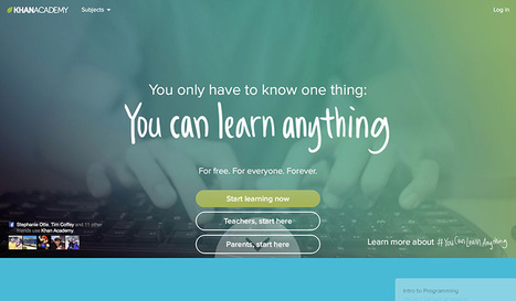 Better Yourself in 2015: 20 Educational Sites to Level Up Your Skills | Julien Canepa HTML5 CSS3 JS... | Scoop.it