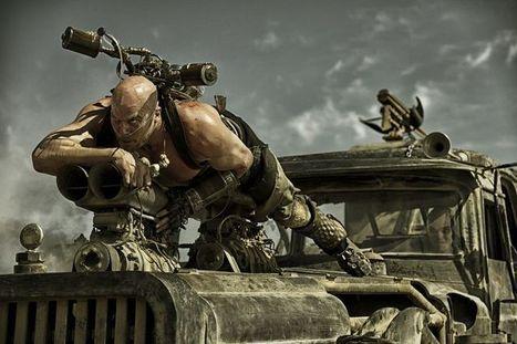 «Mad Max : Fury Road», partie de jantes en l'air - Libération | Actu Cinéma | Scoop.it