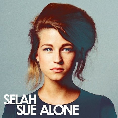 Cover art • SELAH SUE's new single #ALONE | CHRONYX.be : on aime le son made in Belgium ! | Scoop.it