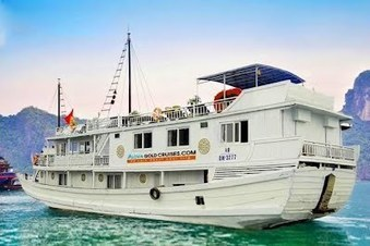 Halong Bay Alova Gold Cruise - Cruises in Halong Bay Vietnam | Halong Tours Booking | Scoop.it