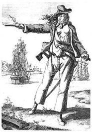 Anne Bonny - Wikipedia, the free encyclopedia | Fictitious or real explorers and adventurers | Scoop.it