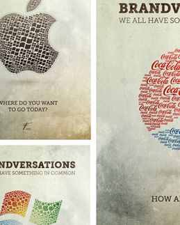 The Greatest Brandversations | Branding Magazine | Logo Design Inspiration | Scoop.it