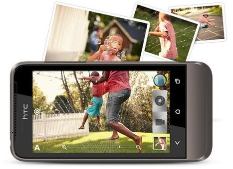 HTC Desire V: Nuevo móvil con ICS y dual-SIM | Mobile Technology | Scoop.it
