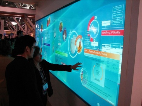High Performance Multi Touch Video Wall Systems | Interactive Tables, Floor Projection, Multi Touch Video Wall, Bar Surface and Software Development in Brisbane, Australia | Scoop.it