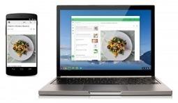 Les applis Android arrivent sur Chrome Os - Les Outils Google | Les outils du Web 2.0 | Scoop.it