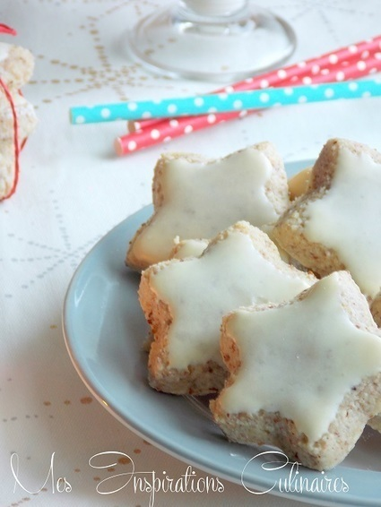 étoiles de Noël à la cannelle | Recettes de fetes | Scoop.it