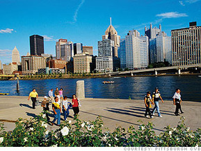 8 cities that want your business! - Pittsburgh (1) - CNNMoney.com | Entrepreneurs Ready to Launch | Scoop.it