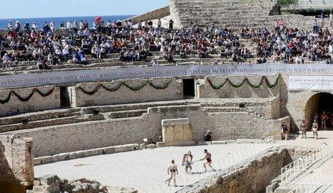 Tàrraco Viva cierra para abrir en 2017 con Grecia como invitada   LVDVS CHIRONIS 3.0   Scoop.it