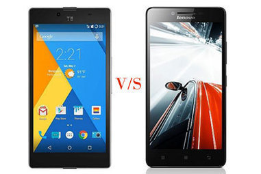 Yu Yuphoria Vs Lenovo A6000 Plus Smartphones Specs Comparison | Latest Mobile buzz | Scoop.it