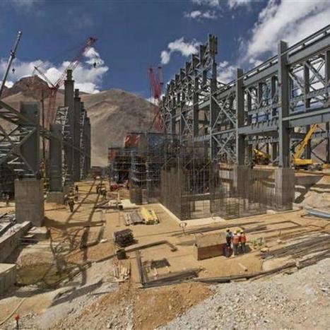 Mina clave de Barrick en Chile se enfrenta a un camino cuesta arriba - Terra Chile | proyectos mineros chile | Scoop.it