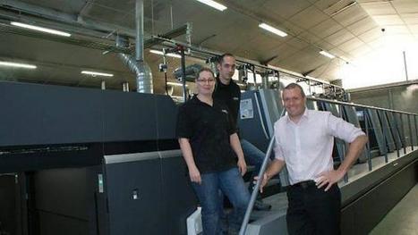 Quatre millions d'investissement chez l'imprimeur Cloître (29) | Investir en Bretagne | Scoop.it