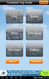 Complete Hajj Guide - Android Apps on Google Play | Free Learning Resources | Scoop.it
