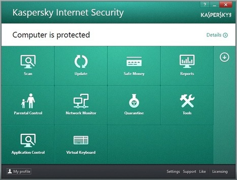 Kaspersky 2014 Internet Security License Keys / Activation Codes FREE | Around the Web | Scoop.it